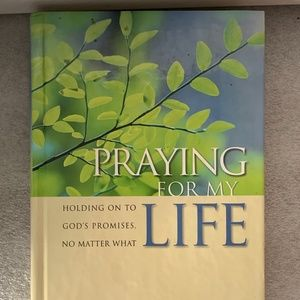 Praying for My Life : Holding on to God's Promises